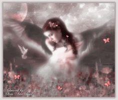 beautiful angel gifs - Google Search