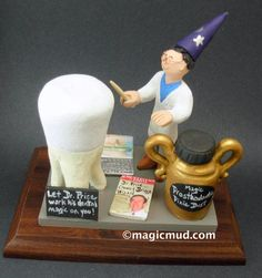 Dental Hygienist's Gift – Hygienist Figurine – Dental Hygienist's Graduation Gift, Custom Made Dentist Gift, Female Dentist Graduation Gift - Everything You Need To Know About Oral Health Dental Assistant, Dental Hygienist, Dental Care, Surgeon Humor, Wisdom Teeth Funny, Gifts For Dentist, Dental Bridge, Just For You, Mad