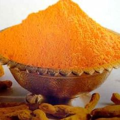 Turmeric can be used as an anti-inflammatory for people suffering from arthritis, joint pain and muscle pain. It also aids digestion, works as an anti-parasitic and anti-bacterial