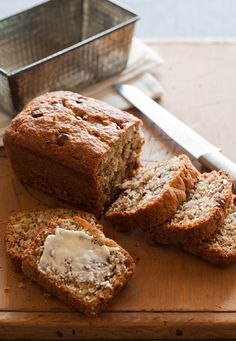chocolate chip-coconut banana bread