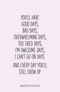 No matter how you're feeling on any given day, just do the best you can to keep moving forward and focus on positive thinking! quotes quotes about love quotes for teens quotes god quotes motivation Now Quotes, Great Quotes, Quotes To Live By, Inspiring Quotes, Lets Do This Quotes, New Month Quotes, This World Quotes, Quotes For Bad Days, Better Days Quotes
