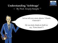 understanding-arbitrage by Savio Crasto via Slideshare