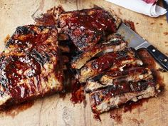 Foolproof Ribs with Barbecue Sauce Recipe | Ina Garten | Food Network