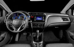 Honda City  Interor Photo