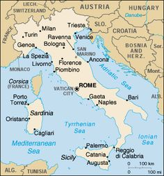 Italy for kids website!