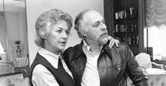 Bea Arthur: A look back at the golden girl's life and career. Odd Couples, Famous Couples, Biloxi Blues, Golden Girls Quotes, Dorothy Zbornak, Barefoot In The Park, Bea Arthur, Betty White, Girls Life