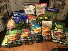 Vegan Food Brands, Vegan Food List, Vegan Products, Vegan Aldi, Vegan Vegetarian, Vegan Tortilla, Tortilla Chips, Easy Meal Plans, Vegan Meal Plans