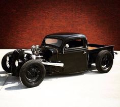 Rat rod truck #windscreen #hotrodscar http://windblox.com/