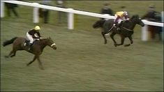 Red Rum wins the Grand National