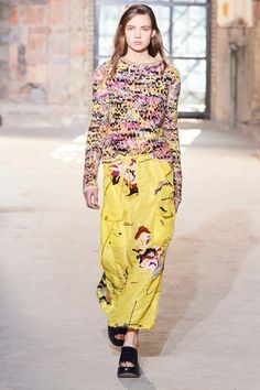 Sies Marjan Fall 2016 Ready-to-Wear Collection Photos - Vogue