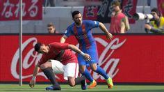 Barcelona : Tour de Asia   Urawa Red Diamonds vs Barcelona Gameplay PES ...