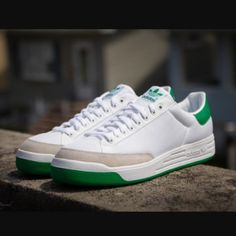 A (Very) Brief Cultural History of the adidas Rod Laver