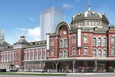 東京駅/東京の観光公式サイトGO TOKYO