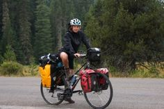 Getting ready for a long distance bicycle touring trip Rando Velo, Rio, Decathlon, Cool Bikes, Canoe, Fly Fishing, Touring, Cycling, Adventure