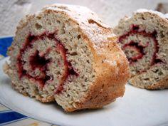 Szinte szénhidrátmentes piskótatekercs, ami mindenképpen belefér a diétádba! Paleo, Bread, Food, Brot, Essen, Beach Wrap, Baking, Meals, Breads