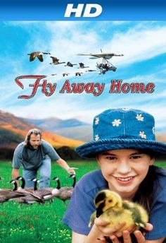 Excellent movie showing what the love, belief and courage of a human family can do to assist orphaned wildlife - and in this case a flock of geese that industrial progress nearly changed the start of their life and their journey. #FlyAwayHome (Kelly Vizzini) Fly Away Home [HD] Amazon Instant Video ~ Jeff Daniels, http://www.amazon.com/dp/B002PNLDWO/ref=cm_sw_r_pi_dp_p8tHub1WP7CV1