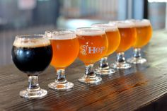Sampling House of Pendragon Brewing, in Fresno, California. I backed this guy on Kickstarter and am truly impressed with what he did with hi...