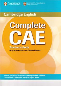 Complete cae teacher's book by Armando Sanchez via slideshare
