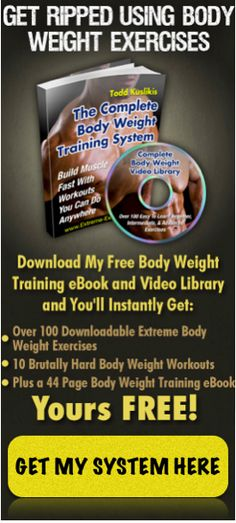 Bodyweight Program
