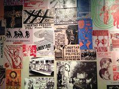 En los años setenta y ochenta surgieron proyectos de creación colectiva que se oponían al sistema económico y político. #Memorialdel68 http://www.tlatelolco.unam.mx/museos1.html