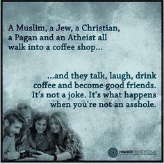 Don't be an asshole