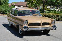 1956 Chrysler Ghia Plainsman Station Wagon Concept Car