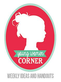 Young Women Lesson Printables