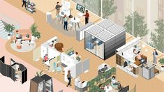 Home, office and hybrid: the future of work is nuanced, finds Steelcase Different Personality Types, Technology Infrastructure, Innovative Research, The Learning Experience, Flexible Working, Workplace Design, Find Work, Article Design, Return To Work