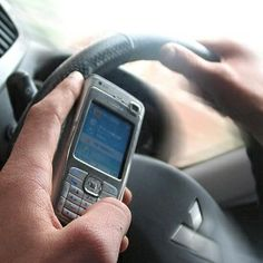 National Distracted Driving Awareness Month in April:  Texting drivers are 23 times more likely to be involved in an accident than those who wait to send their message.
