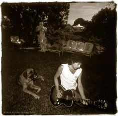 9-Playin in the Backyard with Bob October 1985