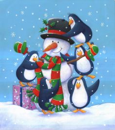 207 best christmas penguins images on pinterest diy christmas