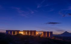 Campos Studio - Modern House, Desert Dwelling.    Los Zacatitos, Baja California Sur, Mexico      Photo Credits: John Sinal