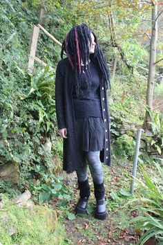 Dread wig by Black Sunshine #syntheticdreads #wig #dreads