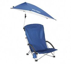 folding chair with umbrella wingback accent chairs 10 best images butterfly sport brella beach portable check out the image by