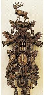 Cuckoo Clock My Grandmother brought me one from Germany, where she came from