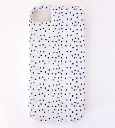 Dalmatian Pattern iPhone Case | Show a little appreciation for all its hard work, and give you... | Mobile Phone Cases