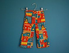 awesome vintage toddler cords
