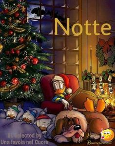 Image shared by Elena. Find images and videos about disney, christmas night and christmas on We Heart It - the app to get lost in what you love. Christmas Scenes, Disney Christmas, Christmas Pictures, Christmas Art, Winter Christmas, Donald Duck Weihnachten, Foto Gift, Donald Duck Christmas, Illustration Noel