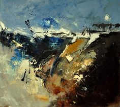 abstract+66218072,+painting+by+artist+ledent+pol