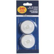 Part of Wedding Favor Idea | Bulk Luminessence LED Tealight Candles , 2-ct. Packs at DollarTree.com
