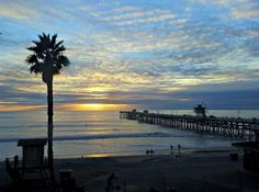 San Clemente Pier..........can i go hear instead of work Monday??