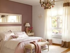 45 beautiful ideas for the interior with the color Parma - Archzine., 45 beautiful ideas for the interior with the color Parma - Archzine. Dream Bedroom, Home Bedroom, Master Bedroom, Bedroom Decor, Bedrooms, Bedroom Ideas, Bedroom Colors, My New Room, Living Room Decor