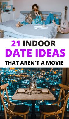 Indoor Date Ideas for Couples including cute activities at home on rainy days, for teens, romantic amp; cozy winter date ideas, the ultimate list of fun, DIY and cheap indoor date ideas here! Creative Date Night Ideas, Unique Date Ideas, Romantic Date Night Ideas, Cute Date Ideas, Romantic Surprise, Fun Cheap Date Ideas, Romantic Gifts, Fun Couple Activities, Date Activities