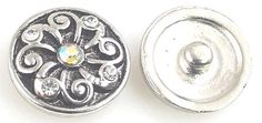 Platinum silver with an celtic like design 10881