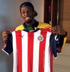 CHIVAS CONTESTÓ A LOS HALAGOS DE USAIN BOLT Guadalajara respondió a los halagos de Usain Bolt y le hicieron una promesa al velocista jamaiquino.