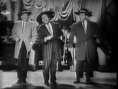 Original Zoot Suit | ... dressed to the tens in zoot suits, having a riot of a good time