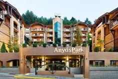 AnyósPark Resort Andorra  con piscina exterior y climatizada, chiquipark  TIPO ACTIVIDAD: hotel