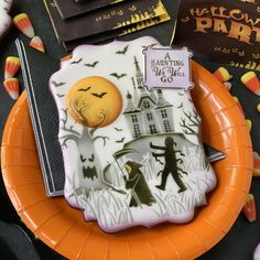 A Haunting We Will Go Dynamic Duos Cookie Stencil Set Halloween Cookies, Christmas Cookies, Halloween Party, Halloween Stencils, Dynamic Duos, Summer Cookies, Valentines Day Cookies, Trick Or Treat Bags, Gum Paste