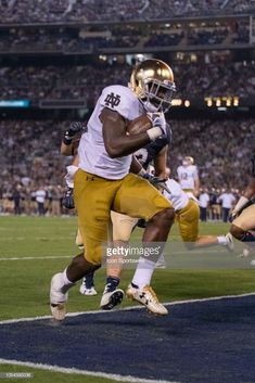 5fb87c68a News Photo   Notre Dame Fighting Irish running back Dexter... Ncaa Football  Game