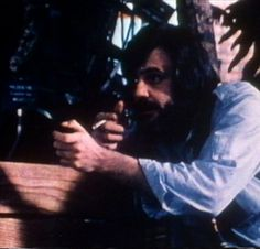 Happy Birthday ~ George Romero  On the Set of Dawn of The Dead (1977-1978)